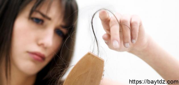 كيفية منع تساقط الشعر للنساء