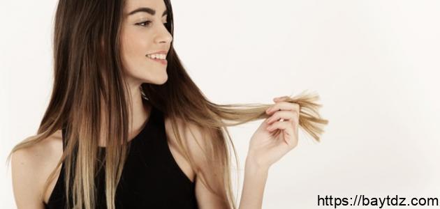 كيفية نمو الشعر المتساقط