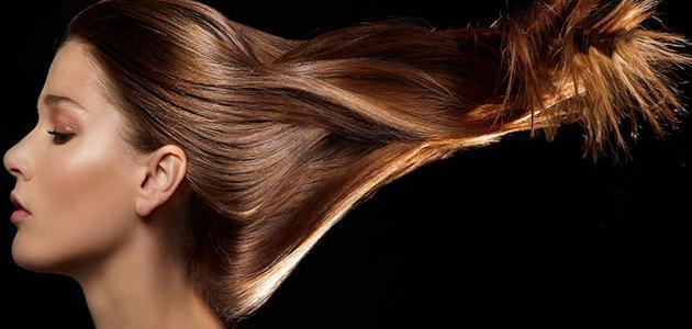 للحصول على شعر ناعم