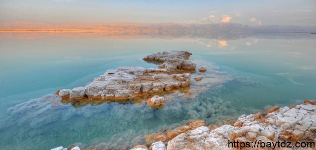 لماذا مياه البحار مالحة
