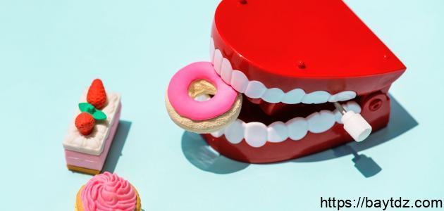ما أسباب تسوس الأسنان