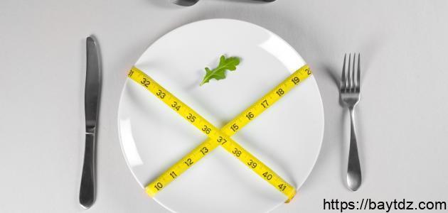 ما أسباب فقدان الوزن