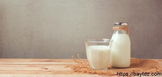 ما أضرار الحليب