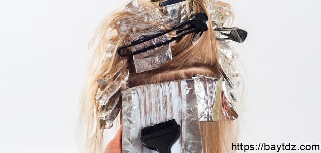 ما أفضل أنواع صبغات الشعر