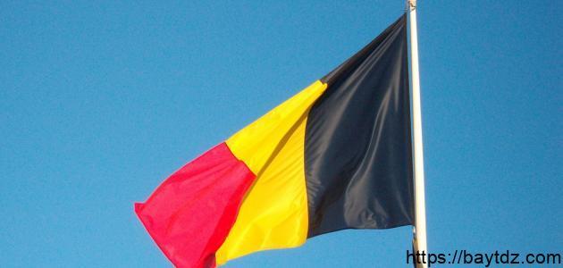 ما اسم عاصمة بلجيكا