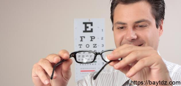 ما الفرق بين طول النظر وقصر النظر
