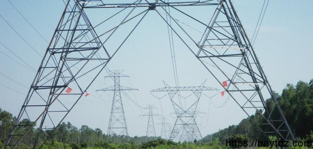 ما المقصود بالبنية التحتية لنقل الطاقة