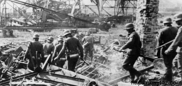ما بعد الحرب العالمية الثانية