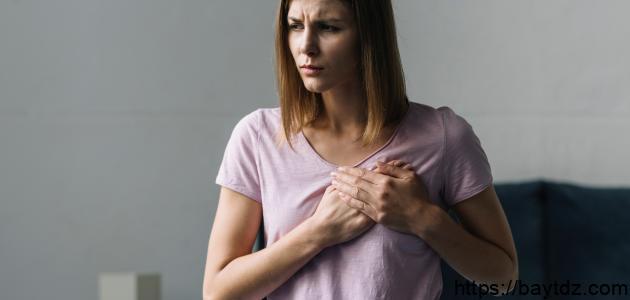 ما سبب الهرش في الثدي