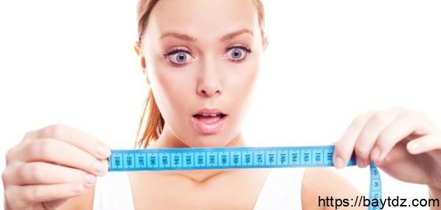 ما سبب زيادة الوزن