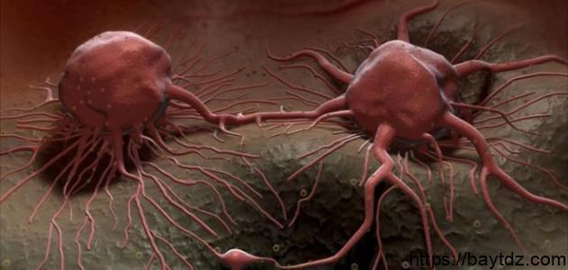 ما سبب مرض السرطان