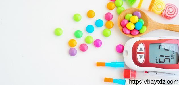 ما سبب مرض السكري