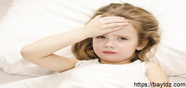 ما علاج السخونة عند الأطفال