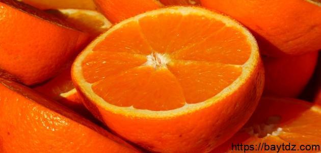 ما فوائد البرتقال وأضراره