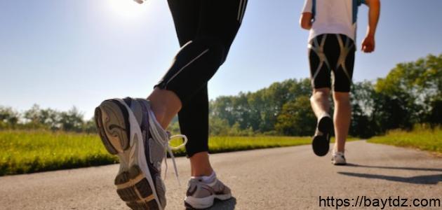 ما فوائد الجري