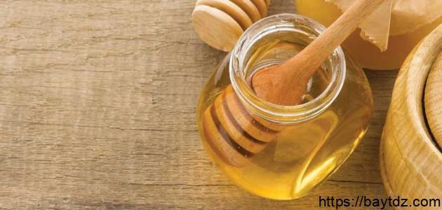 ما فوائد العسل للشعر
