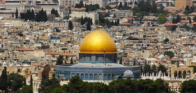 ما قيل في فلسطين