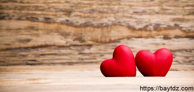 ما كتب عن الحب