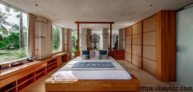 ما هو أفضل أنواع الخشب لغرف النوم