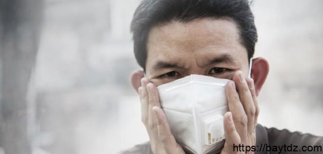 ما هو التلوث الهواء