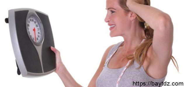 ما هو الحل لإنقاص الوزن