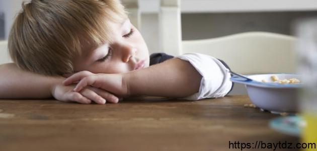 ما هو سبب الخمول والتعب