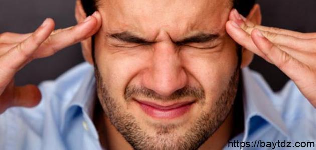 ما هو سبب صداع الرأس