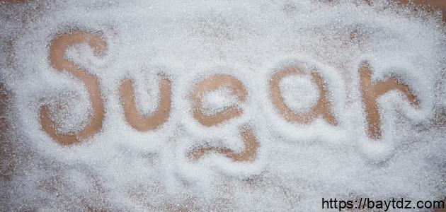 ما هو سكر الفركتوز