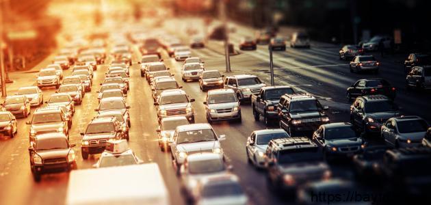 ما هي آداب المرور