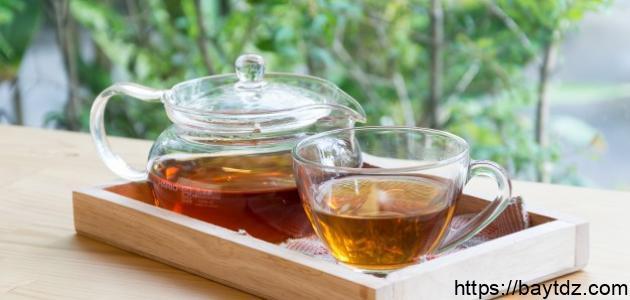 ما هي أضرار شرب الشاي