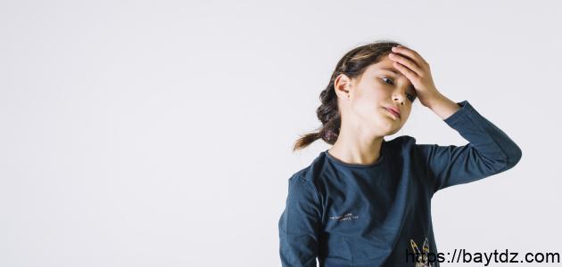 ما هي أعراض نقص اليود عند الأطفال