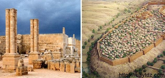 ما هي أقدم مدينة مأهولة في العالم