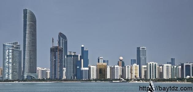 ما هي أكبر إمارة في دولة الإمارات