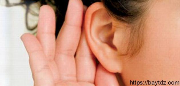 ما هي أهمية حاسة السمع