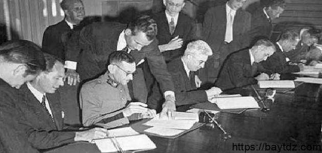ما هي اتفاقيات جنيف