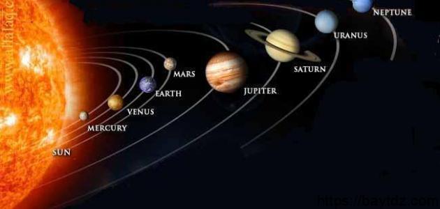 ما هي الوحدة الفلكية