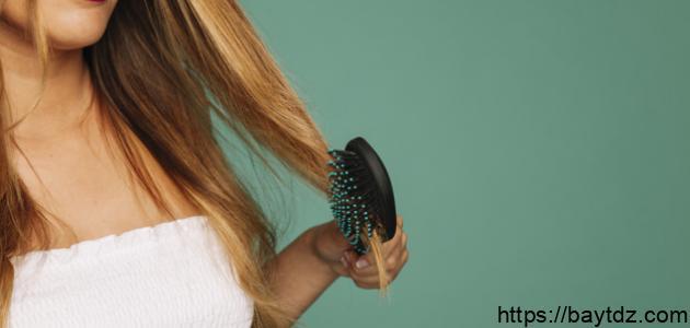 ما هي طرق فرد الشعر