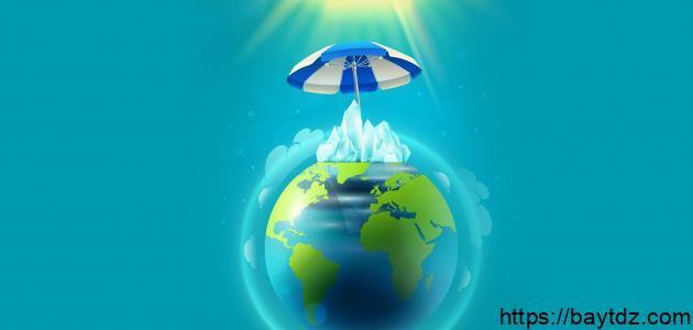 ما هي ظاهرة الدفيئة