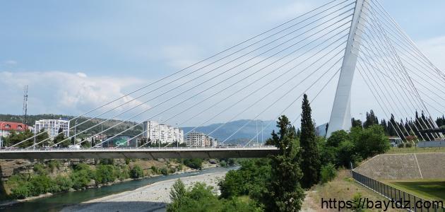 ما هي عاصمة الجبل الأسود