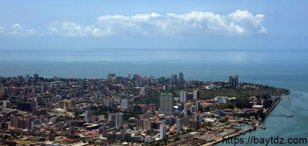 ما هي عاصمة موزمبيق