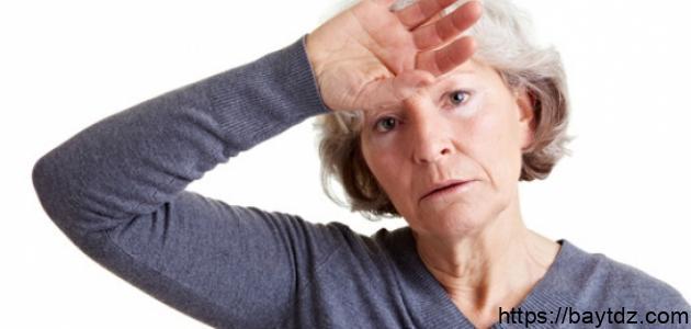 ما هي علامات سن اليأس عند المرأة