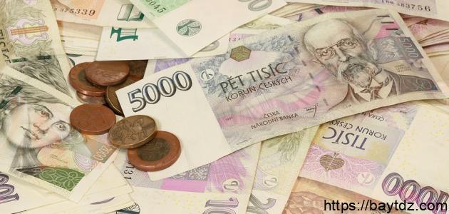 ما هي عملة جمهورية التشيك