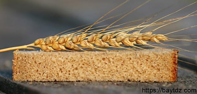 ما هي فوائد الخبز الأسمر للرجيم