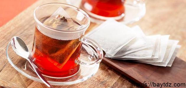 ما هي فوائد الشاي الأسود