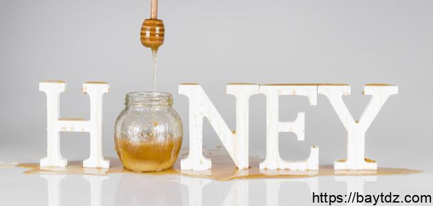ما هي فوائد العسل على السرة