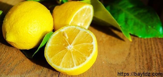 ما هي فوائد الليمون للوجه