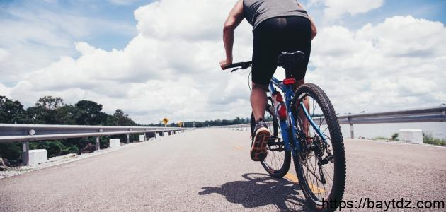 ما هي فوائد رياضة الدراجة الهوائية