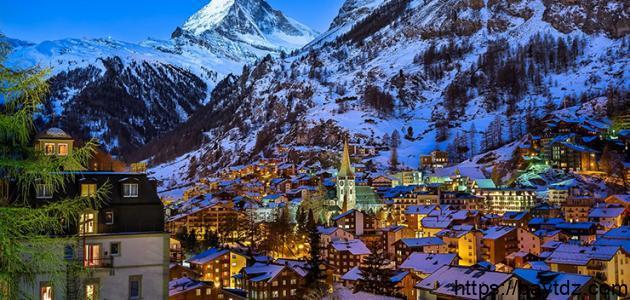 ما هي لغة دولة سويسرا