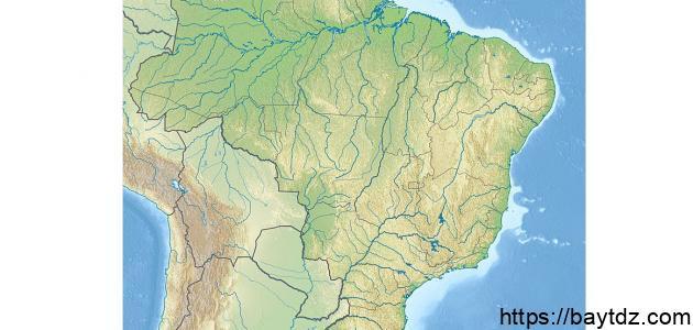 ما هي مساحة البرازيل