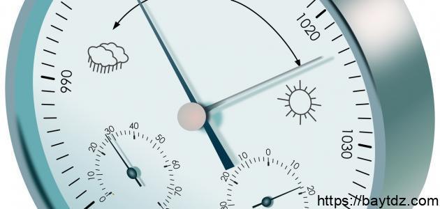 ما هي وحدة قياس الضغط